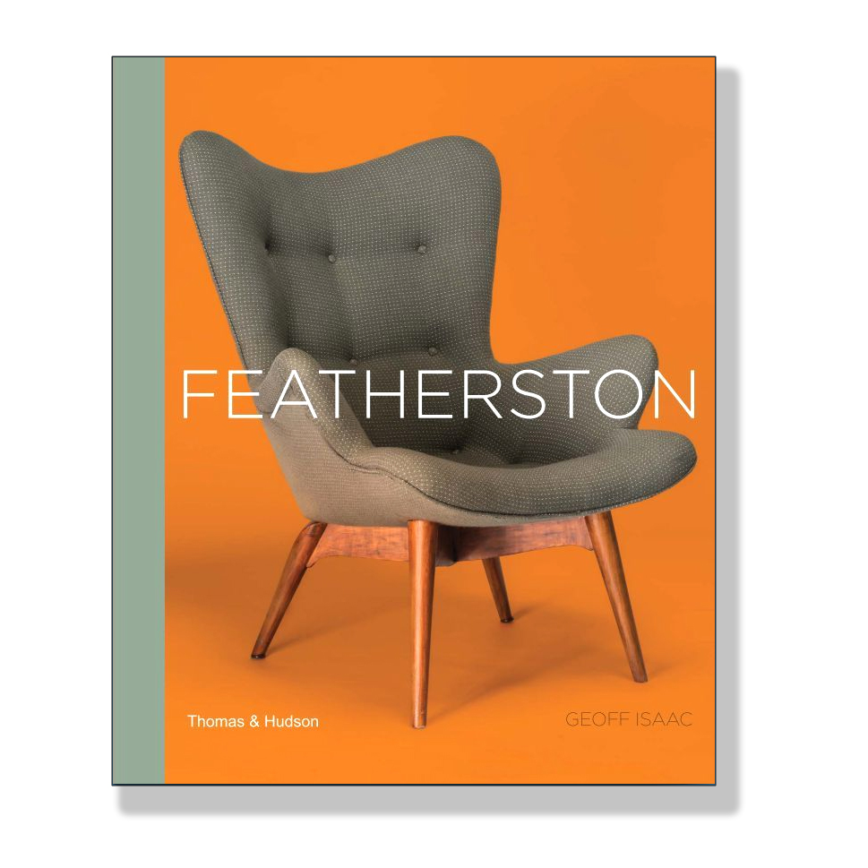 Grant Featherston book by Geoff Isaac