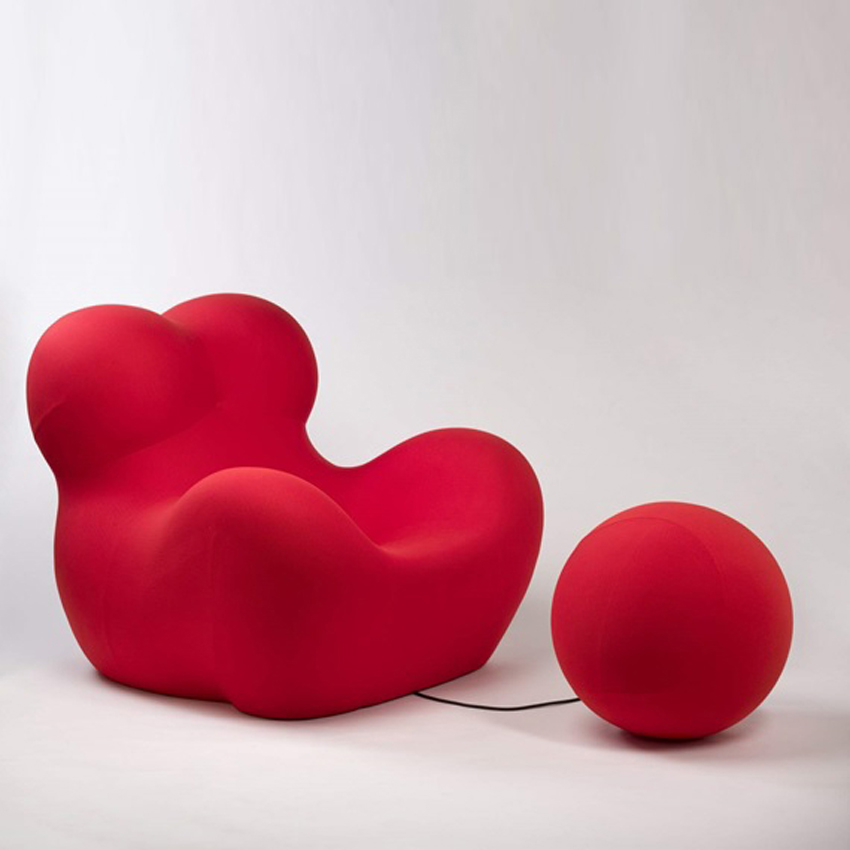 Donna by Gaetano Pesce for B&B Italia (then known as C&B)