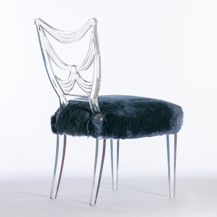Chair for Grosfeld House by Lorin Jackson