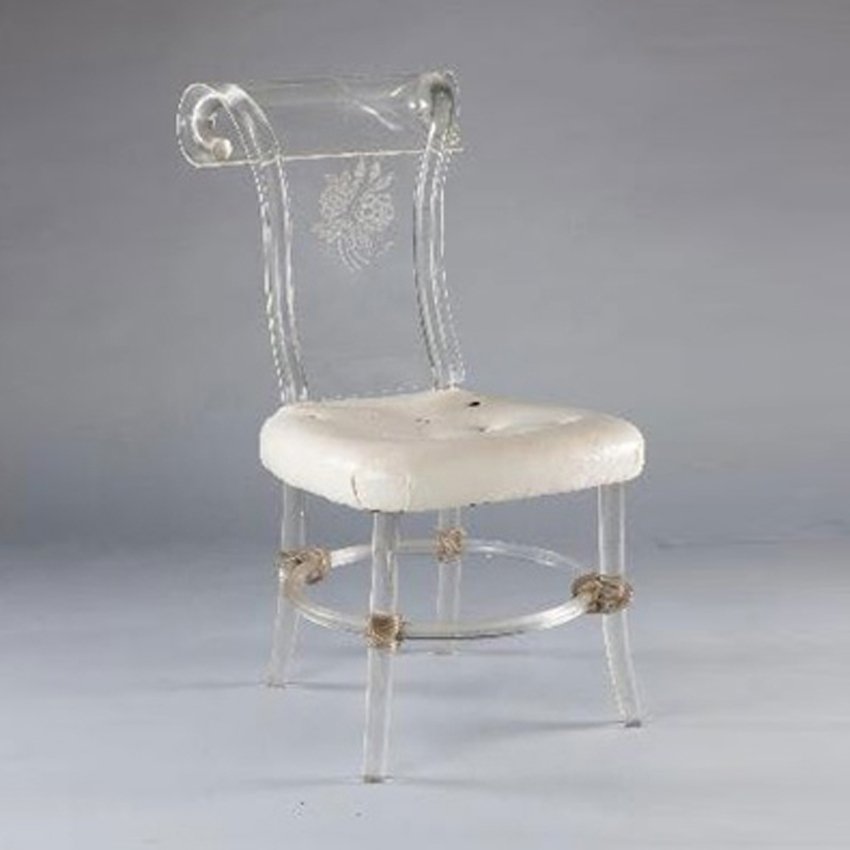 Helena Rubenstein chair by Ladislas Medgyes for Rohm and Haas