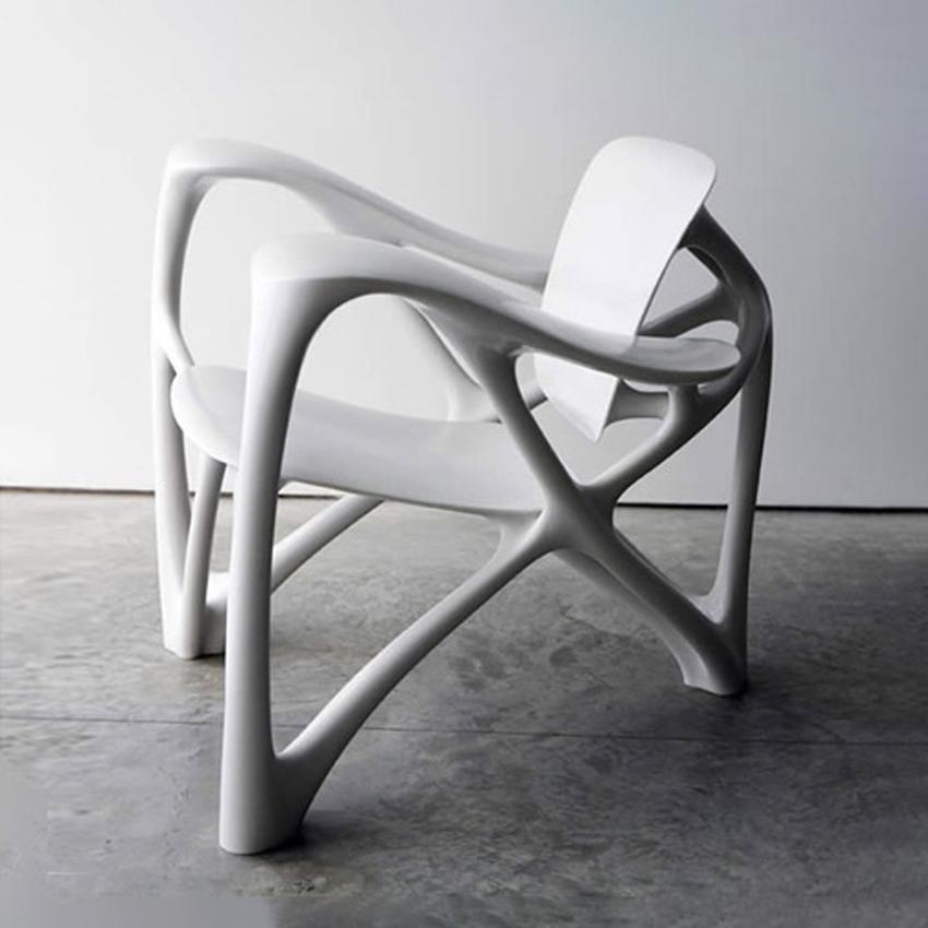 Bone chair by Joris Laarman