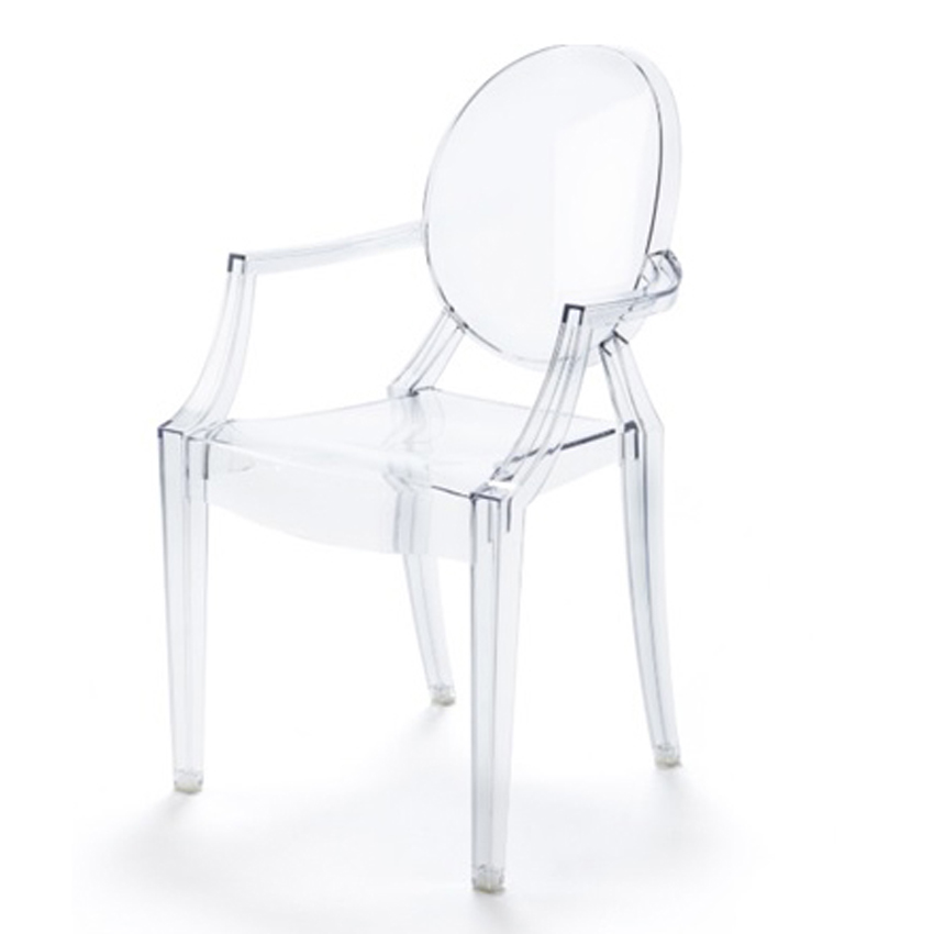 Louis Ghost by Phillipe Starck for Kartell