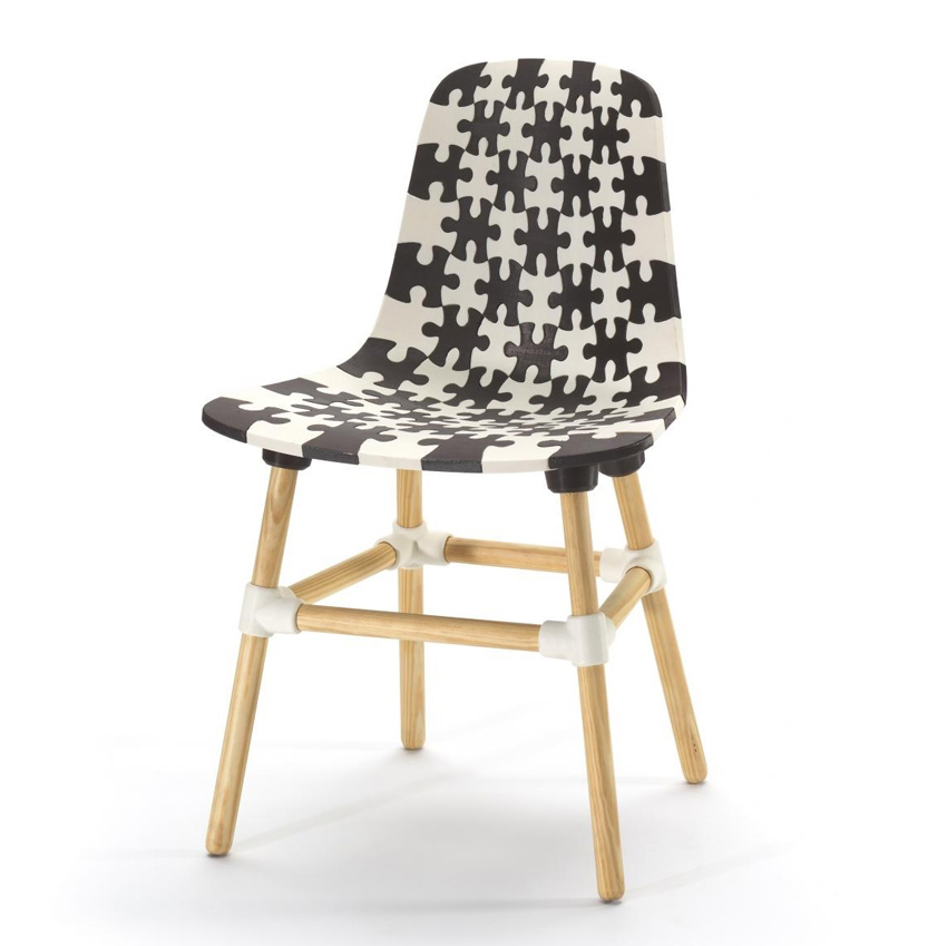Puzzle chair Image
